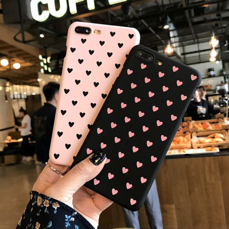 iPhone Case (HEARTS) - 50% OFF