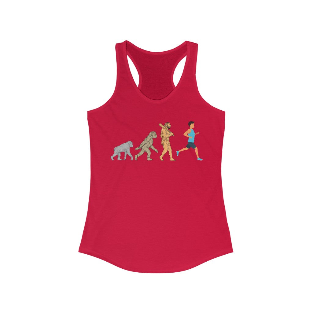 Runners Evolution Women's Ideal Racerback Tank