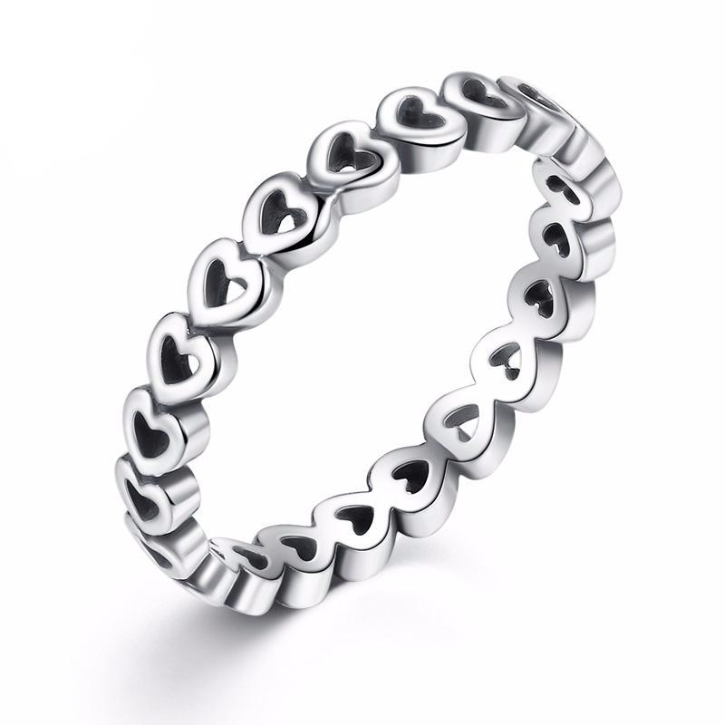 Women's Silver Ring - Giveaway
