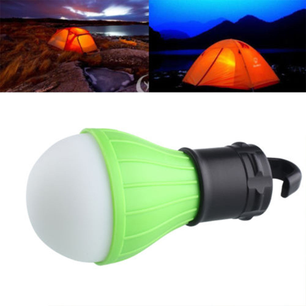 Hanging LED Camping Light Bulb - Giveaway