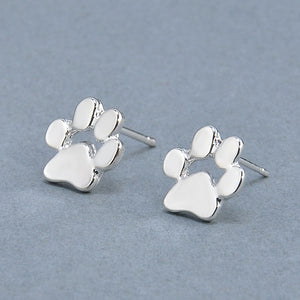 Dog/Cat Paw Print Earrings -SALE!