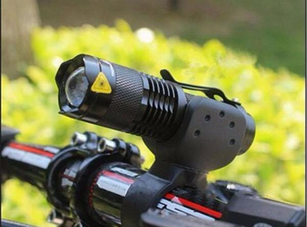 Bicycle LED Light 7 Watt 2000 Lumens - Giveaway