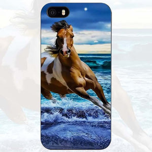 Hard Plastic Case(horse) for iPhone -Giveaway