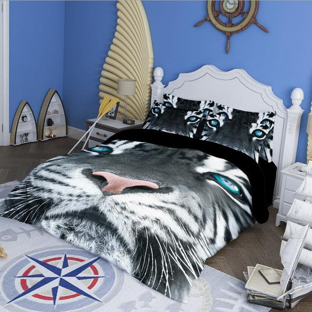 3D Printed Bedding Sets