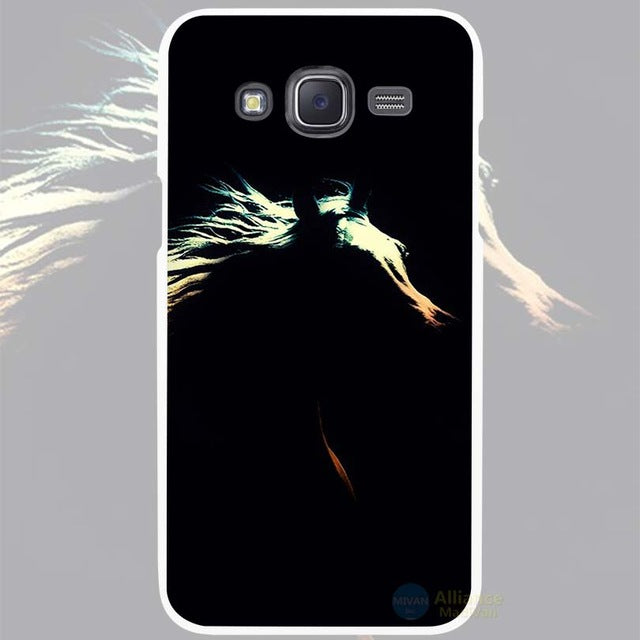 Hard Plastic Case(Horse) for Samsung Galaxy - 50% OFF