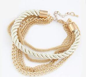Rope Chain Bracelet -SALE!