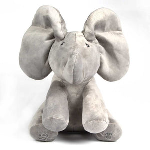 Sing & Play Elephant Stuffed Toy -50% OFF!