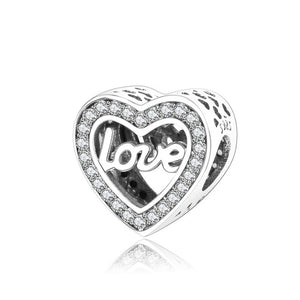 100% Authentic 925 Sterling Silver Charms (Autumn)