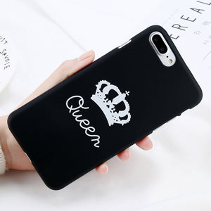 iPhone Case For Couples (KING & QUEEN) - 50% OFF
