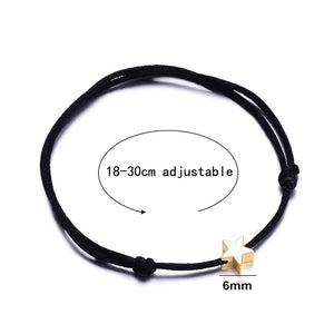 Adjustable String Bracelet - Giveaway