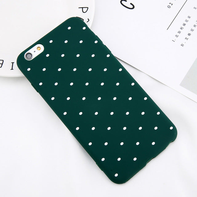 Polka Dots iPhone Case - 50% OFF