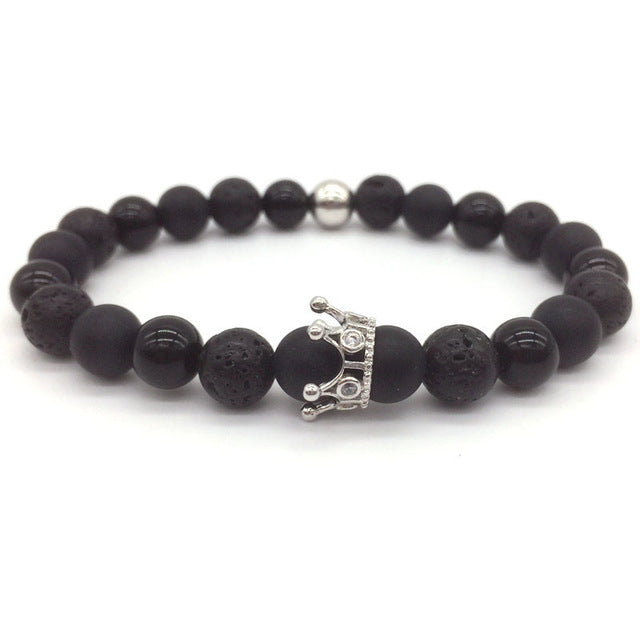 Imperial Crown And Helmet Charm Bracelet- Giveaway