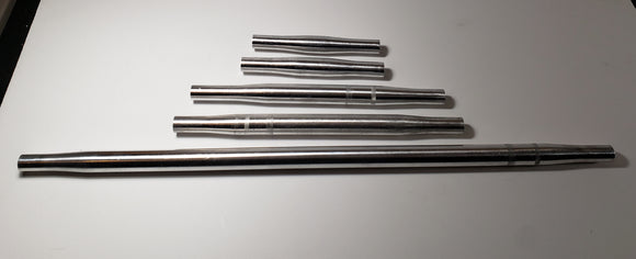 Radius Rods- INEX Stamped | Legend Car - GO Motorsports Shop | Legend Car Parts Store