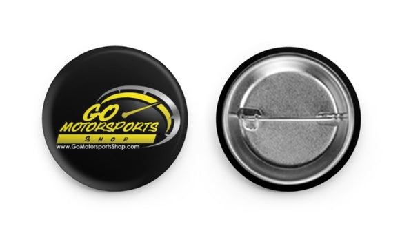 GO Motorsports Shop Round Button