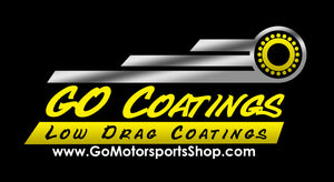 GO Coatings | Front Bearing Single Hub Set - GO Motorsports Shop | Legend Car Parts Store