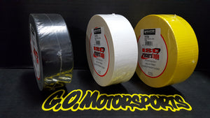 Racers Tape, 180 ft Long, 2 in Wide - GO Motorsports Shop | Legend Car Parts Store
