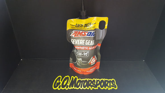 Amsoil Severe Gear® Easy Pack 75W-90 - GO Motorsports Shop | Legend Car Parts Store