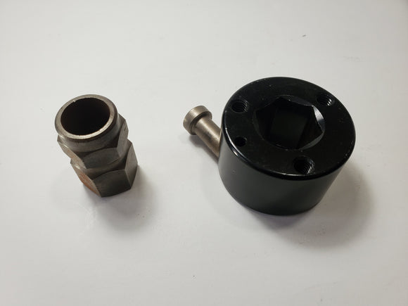 Yard Sale: Quick Release W/Hex Assy (Old Style) - GO Motorsports Shop | Legend Car Parts Store