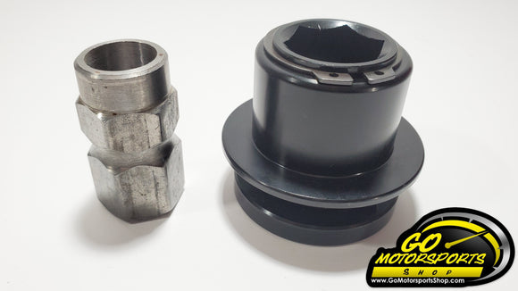 Quick Release W/Hex Assy - GO Motorsports Shop | Legend Car Parts Store