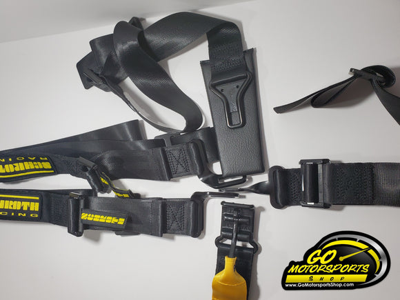 Schroth Racing LatchLink II 5-Point Harness - GO Motorsports Shop | Legend Car Parts Store