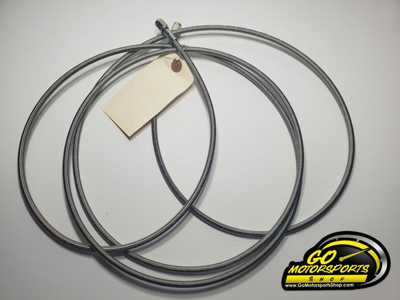 Braided Brake Line | Bandolero - GO Motorsports Shop | Legend Car Parts Store
