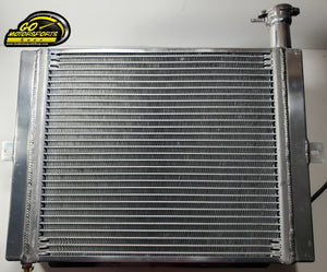 Radiator with Fan for FZ09 (Large New Style) - GO Motorsports Shop | Legend Car Parts Store