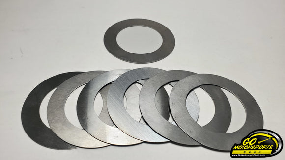 Gear Pinion Shim Kit - GO Motorsports Shop | Legend Car Parts Store