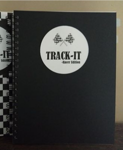 Track-It Racer Edition | Notebook - GO Motorsports Shop | Legend Car Parts Store