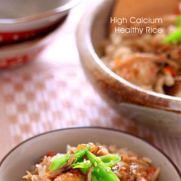 High Calcium Healthy Rice