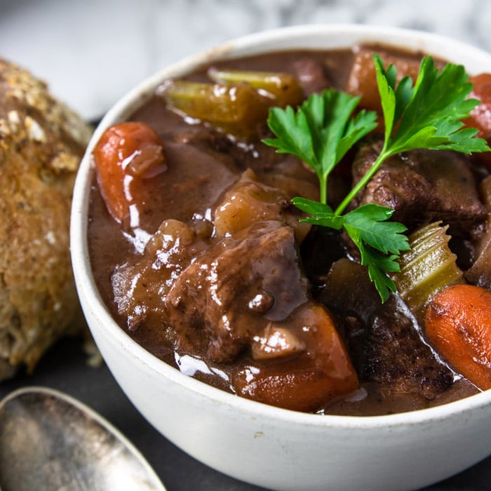 Red Wine Stew Beef | Buffalo Mini Smart Rice Cooker Recipes