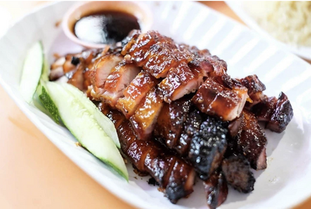 BBQ Pork (Malaysian Style) by Buffalo IH Smart Cooker