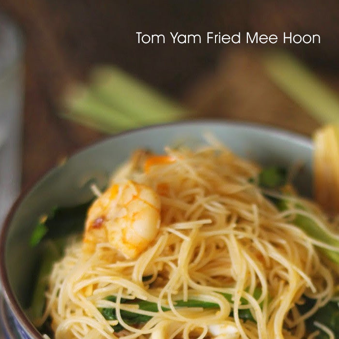 Tom Yam Fried Mee Hoon