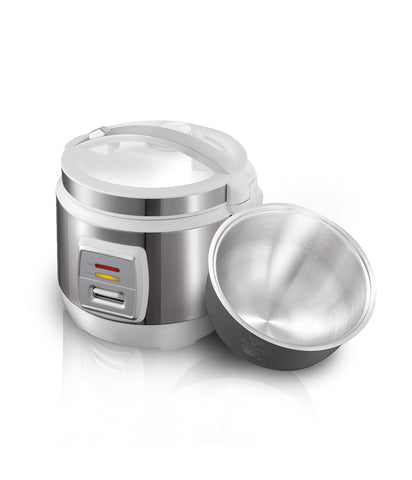 Buffalo Enco 2.0 Stainless Steel Rice Cooker (6 cups)