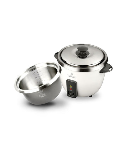 Buffalo Ezy Rice Cooker and Extra Inner Pot