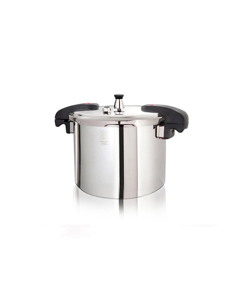 Buffalo Commercial Pressure Cooker 12L
