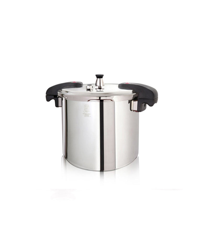 Buffalo Commercial Pressure Cooker 15L
