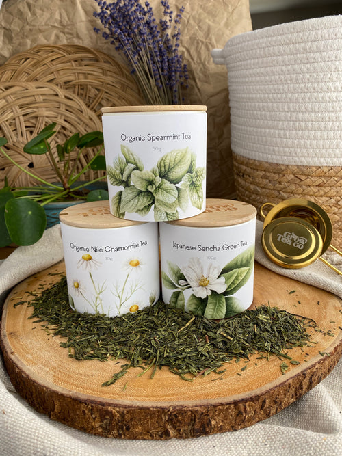 Botanical Tea Bundle