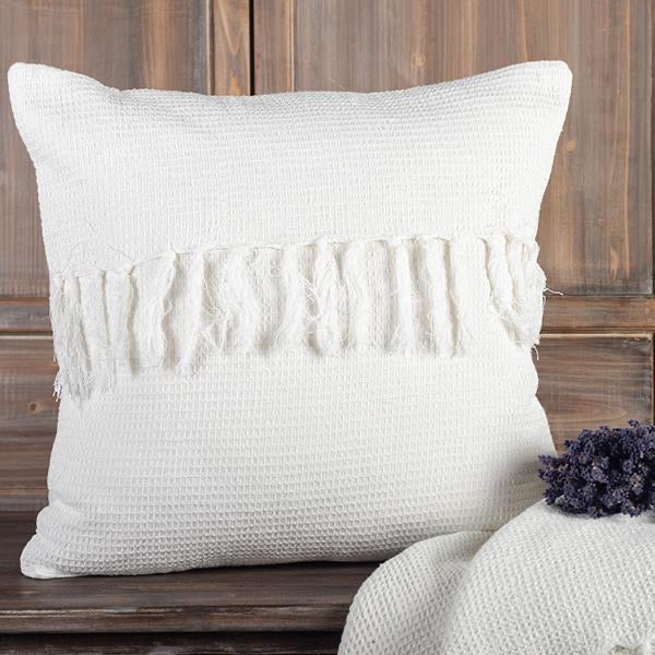 Waffle Weave Cushion Cover