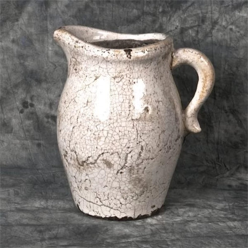 Ceramic Pitcher/Planter