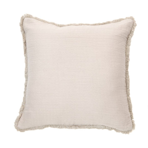 Arriving in Feb! Bloom Natural Cushion