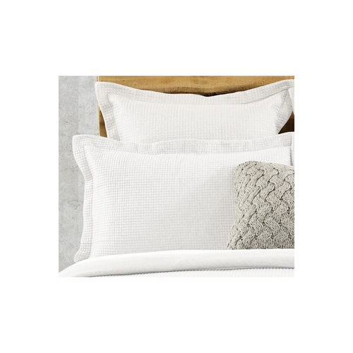 Arriving in Feb! Rustic White King Sham