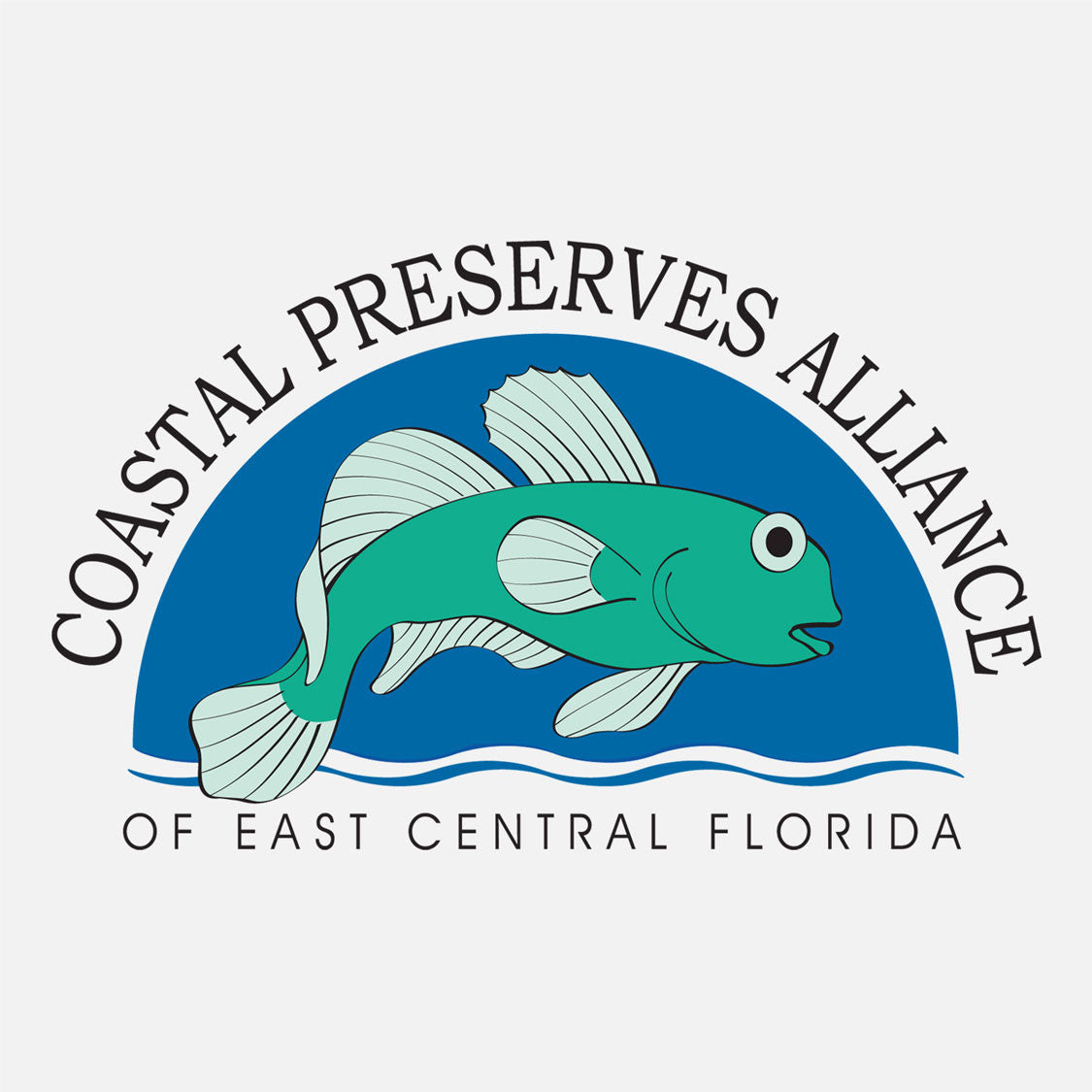 Recognized by the Florida Park Service as the Citizen Support Organization for the St. Sebastian River Preserve State Park in Fellsmere, Florida. The logo is a graphical depiction of a goby.
