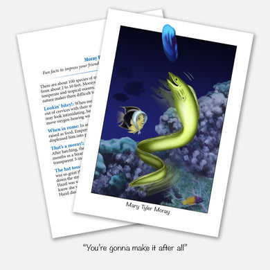 Mary Tyler Moray Encouragement Card