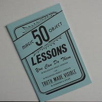50 MAGIC OBJECT LESSONS