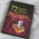 12 GOSPEL TRICKS WITH DEL WILSON VOL. 2