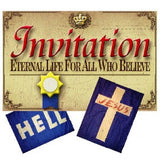 INVITATION   REGULAR