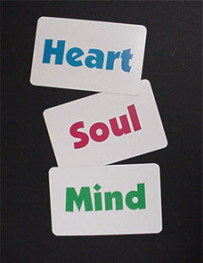 HEART SOUL AND MIND JUMBO