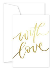 With love - Greeting Card - Hello Balloons