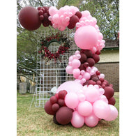 Custom Order - Balloon Garland - Hello Balloons