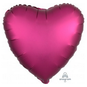 45cm luxe foil heart gift balloon ** SYDNEY DELIVERY INCLUDED ** - Hello Balloons